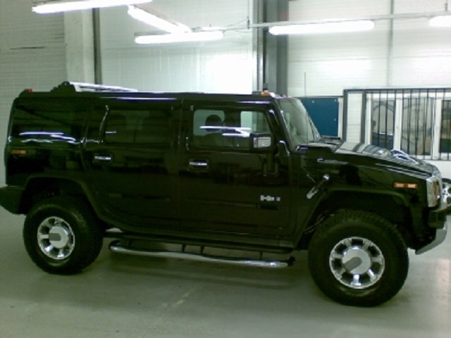 Hummer Auto Tinting