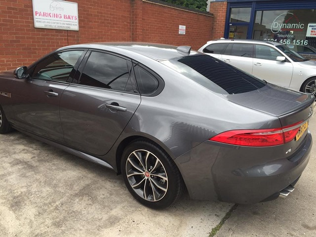 Jaguar Tinting West Midlands