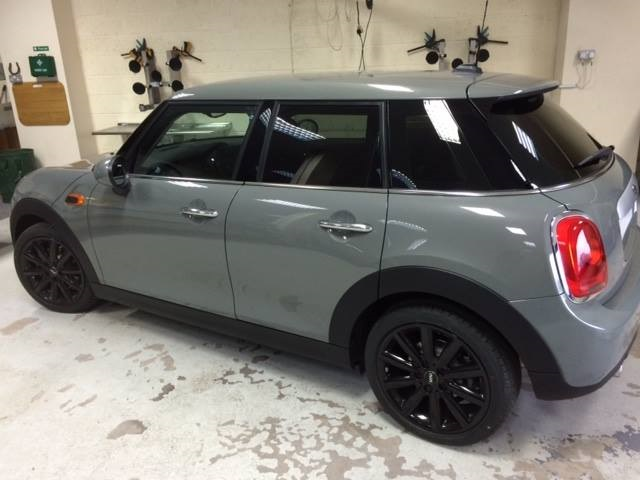 Mini Car Window Tinting Birmingham