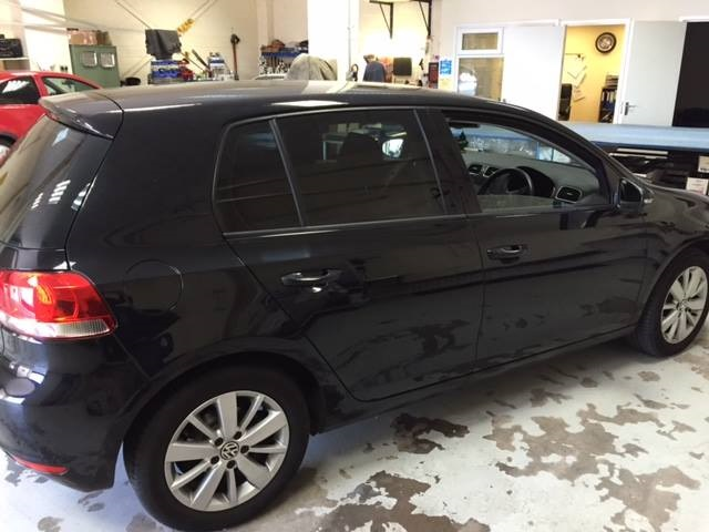 Window Tinting VW